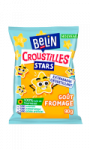 Biscuits apéritifs croustilles stars goût fromage Belin