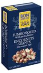 Encornets geants sauce à l'ail Bon Appetit