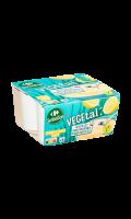 Spécialité végétale citron lait de coco Carrefour Sensation
