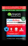 PureActive Nettoyant solide au charbon Garnier SkinActive