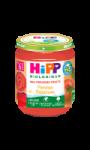 Purée de fruits pommes betteraves pour bébé dès 6 mois Hipp Biologique