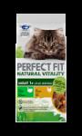 Sachets fraîcheur natural vitality poulet & dinde pour chat stérilisé Perfect Fit