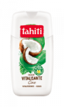 Gel douche vitalisant monoï et coco TAHITI