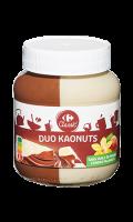 Pâte à tartiner Duo Kaonuts Carrefour Classic'