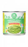 Haricots verts extra-fins Carrefour Classic'