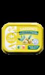 Sardines à l'huile d'olive vierge extra Carrefour Classic'