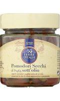 Tomates séchées à l'huile d'olive Terre d'Italia