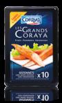 Les Coraya Suprême, goût crabe Coraya x10