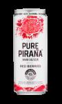 Bière aromatisé au fruits rouge Pure...