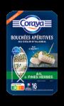 Bouchées apéritives au colin d'Alaska ail & fines herbes Coraya