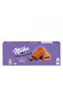 Gâteau moelleux choco trio Milka
