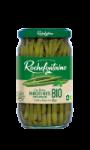 Haricots verts extra fins cueillis et rangés Bio Rochefontaine