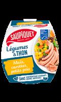 Salade maïs & thon MSC Saupiquet