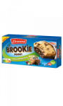 Le Brookie pocket choco noisettes x4 Brossard