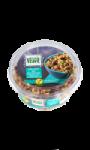 Salade blé, petit epautre, haricots azuki, noisettes et baies de goji Carrefour Veggie