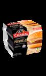 Burger poivre x2 Charal