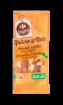 Amandes grillées sans sel ajouté Nature of Nuts Carrefour Original