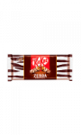 Barres chocolatées noir et blanc Zebra Kit Kat