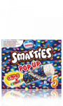Glaces Pop Up Smarties