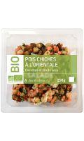 Salade Bio de pois chiches à l'orientale Mix Buffet