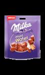 Gaufrette enrobée de chocolat au lait Mini Wafer Milka
