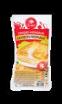 Croque monsieur à poêler Jambon Fromage Carrefour Classic'