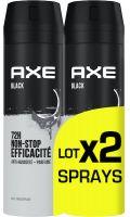Déodorant black anti-transpirant AXE