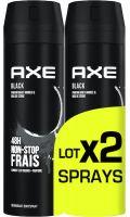 Déodorant homme black parfum baies noires & bois de cèdre AXE