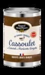 Cassoulet au canard et haricots lingots...
