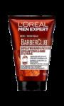 Exfoliant pour la barbe et le visage BarberClub L'Oréal Paris Men Expert