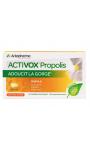 Activox propolis miel citron Arkopharma