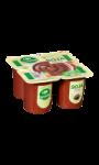 Yaourt au soja saveur chocolat Carrefour Sensation
