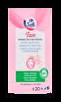 Bandes de cire froide Visage peaux sensibles Carrefour Soft