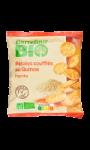Pétales soufflés au quinoa et paprika Carrefour Bio