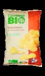 Chips bio nature au sel de Guérande Carrefour Bio