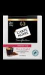 Café moulu espresso n°10 Torréfacteur Carte Noire
