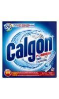 Tablettes anti calcaire pour lave linge Calgon