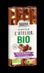 Chocolat au lait raisins et noisettes bio Les Recettes de l'Atelier Nestlé