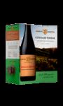 Vin rouge en cubis Côtes du Rhône Terroir Daronton