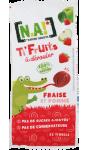 Ti' Fruits à dérouler fraise et pomme [N.A!]