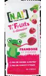 Ti' Fruits à dérouler framboise et pomme [N.A!]