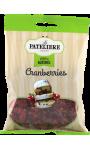 Cranberries La Pateliere