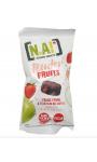 Tender fruits fraise pomme et éclats de riz soufflé [N.A!]