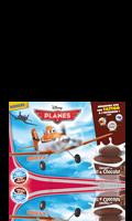 Dessert Lait et Chocolat Planes