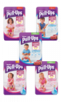 Culottes Pull-Ups fille Taille S : 8-15 kg Huggies