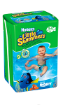Culottes de bain jetables Little Swimmers, taille 3-4: 7-15 kg Huggies