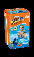 Culottes de bain jetables Little Swimmers, taille 5-6: 12-18 kg Huggies