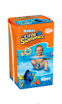 Culottes de bain jetables Little Swimmers, taille 5-6: 12-18 kg Huggies