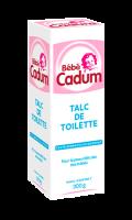 Cadum Bébé Talc de Toilette Maxi-Format 300 g