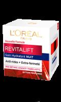 Soin anti-âge hydratant nuit Revitalift de L'Oréal